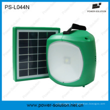 Lumière lampe solaire portable LED pour l'éclairage à la maison