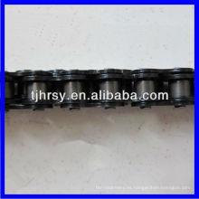 Cadena de rodillos negro