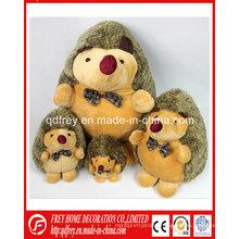 Soft Huggable Plush Hedgepig Toy for Christmas Holiday