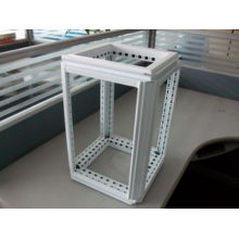 1.5mm Galvanized Steel Electric Cabinet Frame Roll Molding Machine