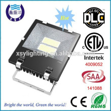 DLC ETL SAA CE flood light led 10W to 200W 100LM/W