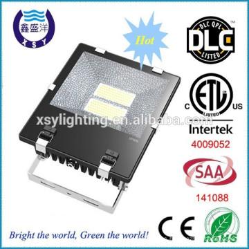 Alto brillo Mean Well driver SAA etl impermeable ip65 150w al aire libre