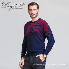 Erdos vende al por mayor el jersey de cuello alto de lana de cachemira para el precio promocional de la enfermera