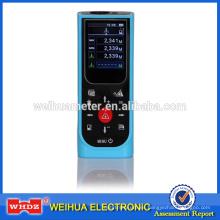 Medidor de distancia láser usb LDM100 con medida Area / Volume Tool