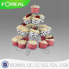 4-Tiers 23PCS Metal Cupcake Stand