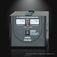 SCIENTEK Volt Meter Display 1000va 600w Voltage Regulator