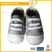 Chaussures de bébé en toile, chaussures de bébé pour bébé soft.cheap chaussures pour bébés 2015 chaussures de gros mocassins pour bébés