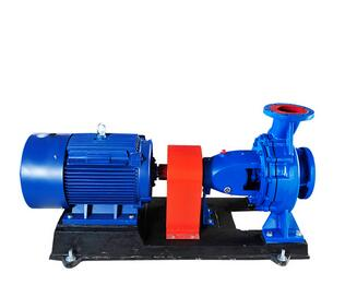 end suction water pumps