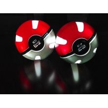Pokemon Power Bank Go Ball Power Bank 10000mAh Chager with LED Light for Go Ar Game