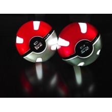 Pokemon Power Bank Go Ball Power Bank 10000mAh Chager со светодиодной подсветкой для Go Ar Game