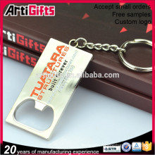 Factory direct sale metal keychain letter opener