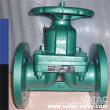 Pn10 / Pn16 Болтовой клапан для напорной диафрагмы Bonnet от Wenzhou