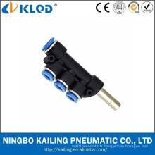 Raccord pneumatique pneumatique à connexion rapide