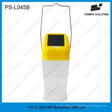 Mini lampe fluorescente solaire pour l'éclairage de la famille