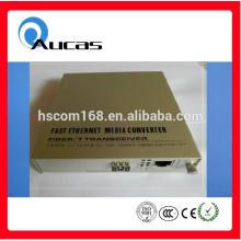 Good selling fiber optic media converter transceiver module