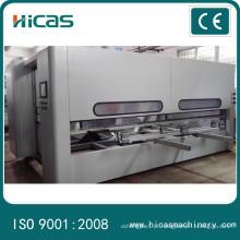 Máquina automática de pintura por pulverização para placa de madeira