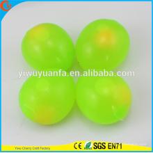 Bola de Splat del huevo del verde de la alta calidad de la venta caliente sola de la yema