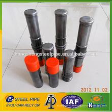 Alibaba en gros press-clamp type sonic logging pipe & tube moulin prix