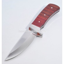 Pakka Holzgriff Mountain Tactical Jagdmesser