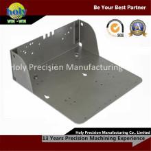 Soem-Präzisions-bohrendes stempelndes Teil mit Aluminium