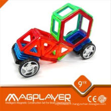 Magplayer Construction Magnetic Puzzle Creative Eco - Friendly