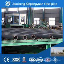Q345B seamless carbon steel pipe/tube for bridge roof support