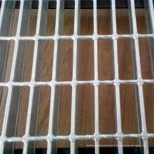 Caillebotis en acier galvanisé de type plat 30 * 3