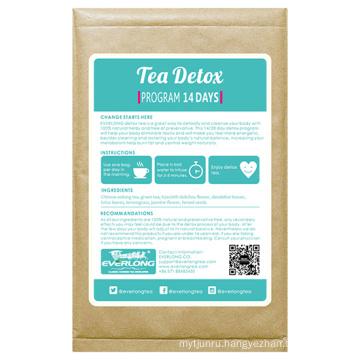 100% Organic Herbal Detox Tea Slimming Tea Weight Loss Tea (morning boost)