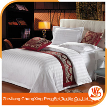 100% polyester microfiber hotel bedsheet fabric for sale