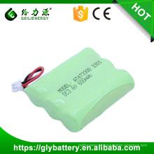 3 X uma bateria sem corda do telefone home para AT & T / Lucent 3300 3301 6100 6200 1128 1140