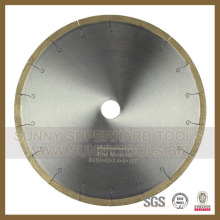 Lame circulaire diamant de quartz (SY-DSB-27)