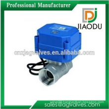 customized high quality no lead brass electronic mixing valve for oil