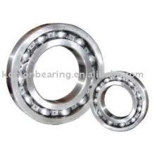 Aço inoxidável tendo rolamento rígido de esferas série 6300
