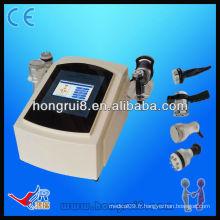 HR-9082 Advanced Portable Vacuum Cavitation IPL Machine de beauté amincissante avec CE