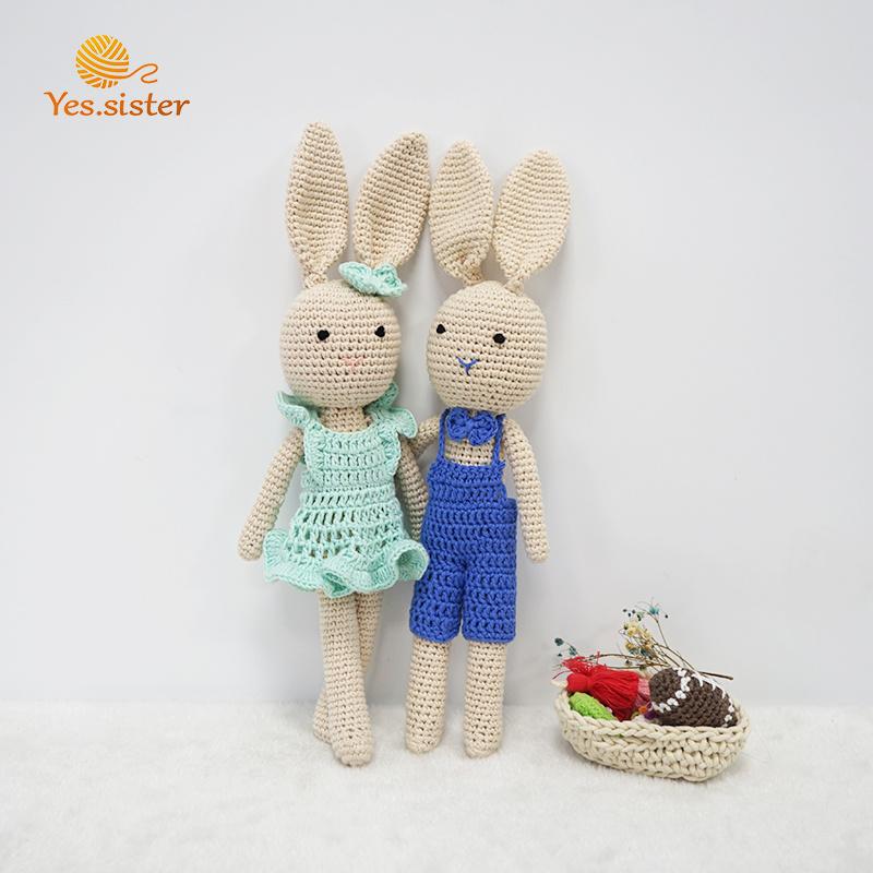 Hand Crochet Toys