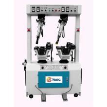 HC-766C Pneumatic & Hydraulic Sole Attaching Machine