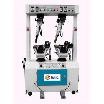Máquina de fixação pneumática e hidráulica HC-766C