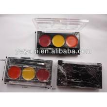 Rechteck Form 3 Farbe Lippenbalsam