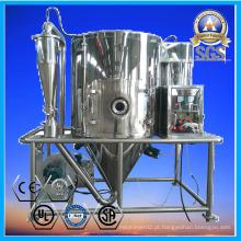 Secador de pulverizador centrífugo de alta velocidade para resina de ureia