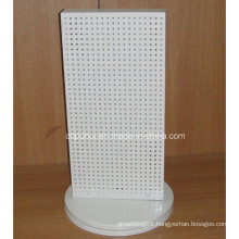 Double Sides Counter Metal Promotion Stand (PHY1002)