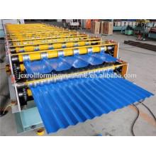 Máquina de formação de rolo de telha de aço
