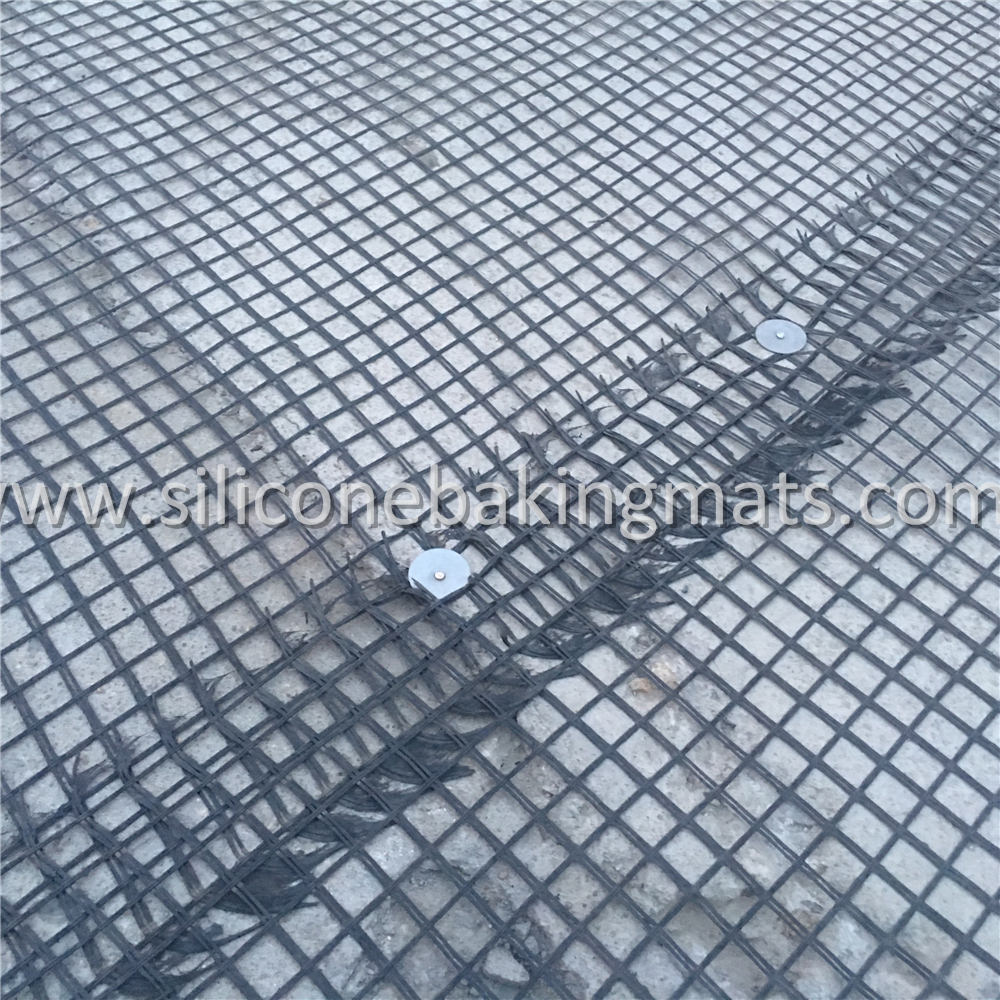 Paving Reinforcement Geogrid