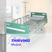 Lit d'hôpital manuel 3-Crank (THR-MB03CR)
