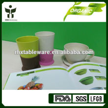 China Manufacturer reusable cups with sleeve