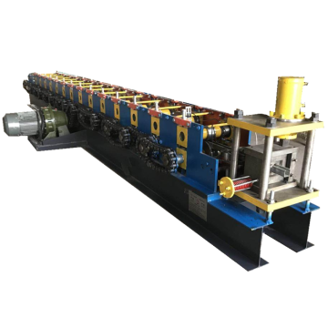 C dan Z Purlin Steel Roll Forming Machine