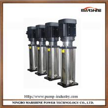 vertikale mehrstufige Pumpe