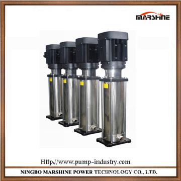 vertical multistage pump