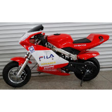 2 Wheelled 49cc Gas Scooter with Front Shock (et-pr204)
