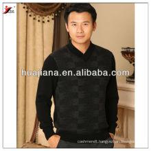 2014 winter men's kashmir sweater