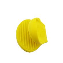 mini support de poignée en silicone résistant à la chaleur